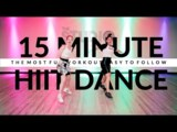 DANCE WORKOUT | The Most Fun 15 min. Cardio Dance Fitness