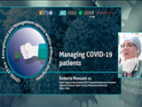 Managing COVID19 patients in the ICU | Roberta Monzani