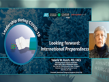 Looking forward International Preparedness | Valerie Rusch