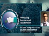 COVIDSURG international collaboration | Aneel Bhangu