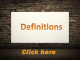 Definitions specific to Miami University Police Department