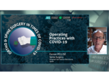 Operating practices with COVID-19 | Dr. Ferran Pellisé