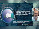 Presence and dynamics of SARS in organs of surgical interest | Dr. Martinez