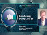 Bronchoscopy During COVID-19  | Healy