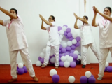 Covid 19 Awarness Dance: Little Flower Hospital, Angamaly