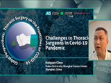 The Challenge of Lung Cancer Surgery -  Dr. Chen
