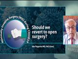 Should re revert to  open surgery | Abe Fingerhut
