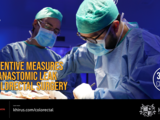 Preventive measures for anastomotic leak in colorectal surgery
