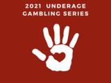 November 3rd @ 10am Underage Gambling Series Webinar #3: Community Action (1.0 OASAS)