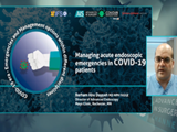 Managing acute endoscopic emergencies in COVID-19 patients | Barham Abu-Dayyeh