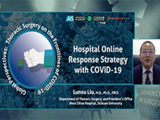 Hospital Online Response Strategy with COVID-19 | Liu